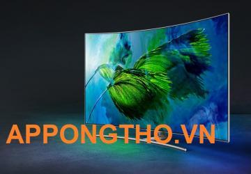 màn hình Samsung hiển thị sai chế độ bảng màu sắc
