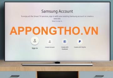 Tivi samsung Không nhận diện độ phân giải như lúc ban đầu?