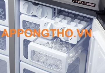 Tủ lạnh Samsung không làm đá và kém lạnh?
