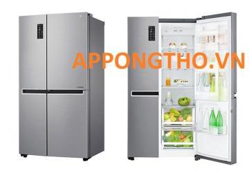 Tủ lạnh Hitachi báo lỗi làm thế nào để xử lý?