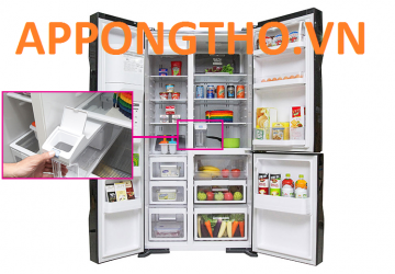 Tủ Lạnh Hitachi Side By Side Bị Kêu Ồn Quá