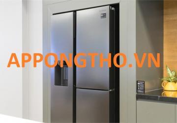 Tủ Lạnh Side By Side Từ Bao Nhiêu Lít Trở Lên?