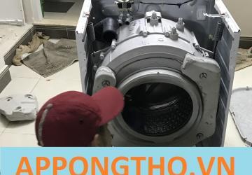 Lỗi E10 Máy Giặt Electrolux