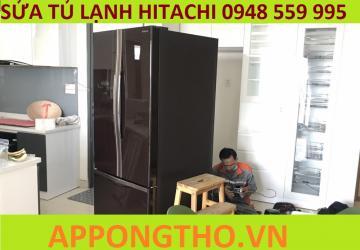 Mã Lỗi Tủ Lạnh Hitachi Side By Side