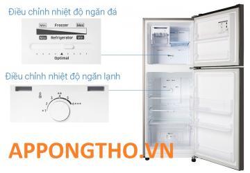Cài Đặt Nhiệt Độ Tủ Lạnh Samsung