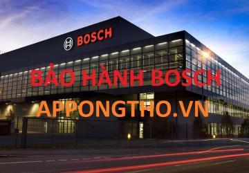Bảo Hành Bosch Tại Hà Nội