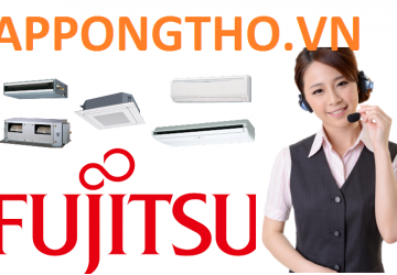 Bảo Hành Fujitsu Tại Hà Nội